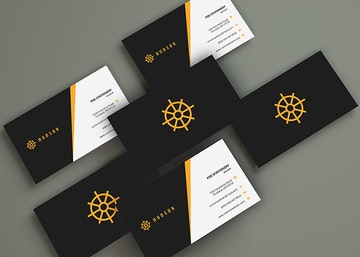 Business Cards Mockup Vol.16