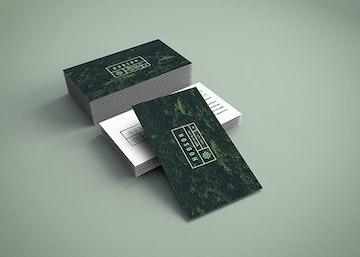 Business Cards Mockup Vol.17