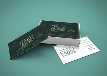 Business Cards Mockup Vol.19