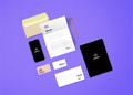 Complete Branding PSD Mockup