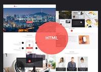 Seven - HTML Single Page Creative Portofolio Template