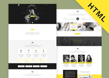 Sparkle - Multipurpose HTML Template